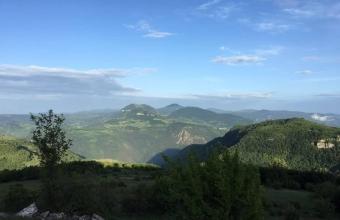 Планината през сезоните
