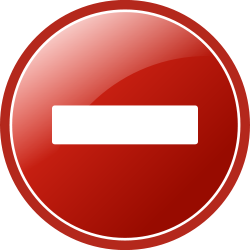 Достъпът е забранен!